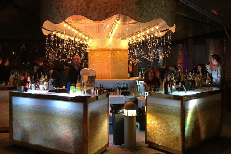 Marvelous How To Build A Mobile Bar Pictures - Exterior ideas 3D ...