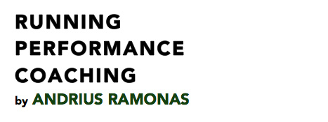 RUNNING PERFORMANCE COACHING