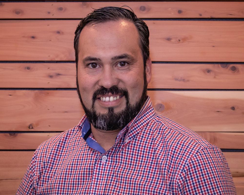 Edgar Garcia   Assistant Pastor   edgar@madrasfmc.com