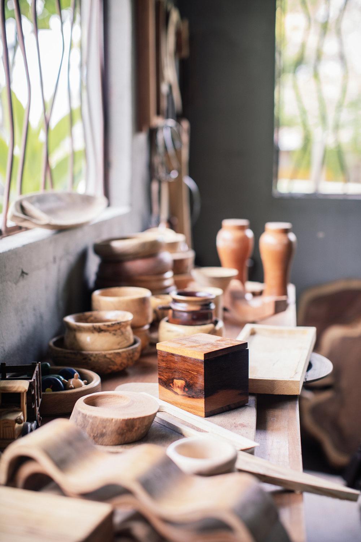 Itza Wood Home Page 3