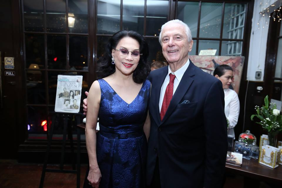 Ms. Vicki Zubiri and Mr. Emilio Mina