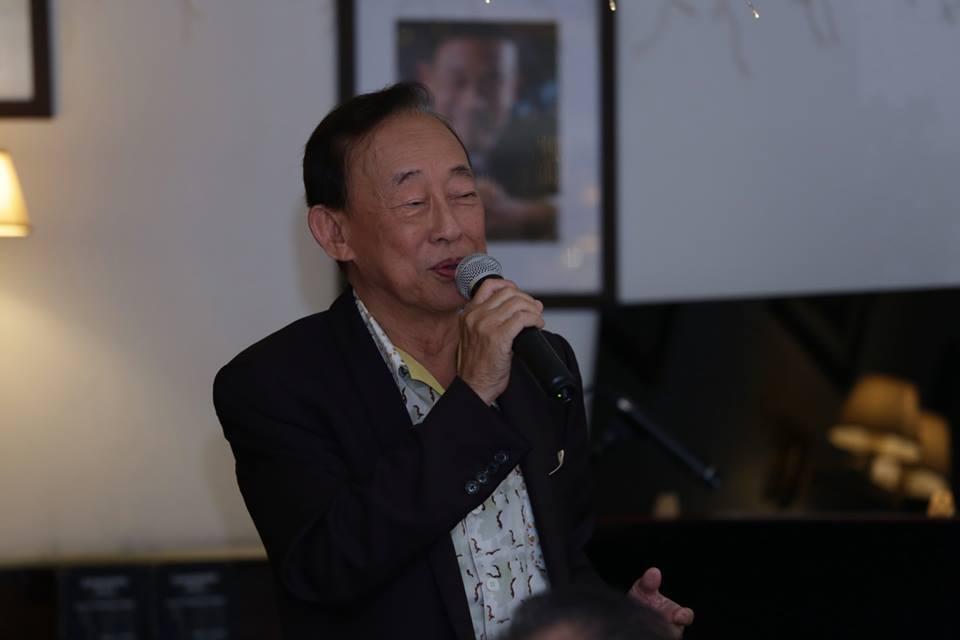 Mr. George Yang of McDonald's Philippines