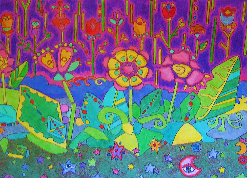 Garden Dreamscape
