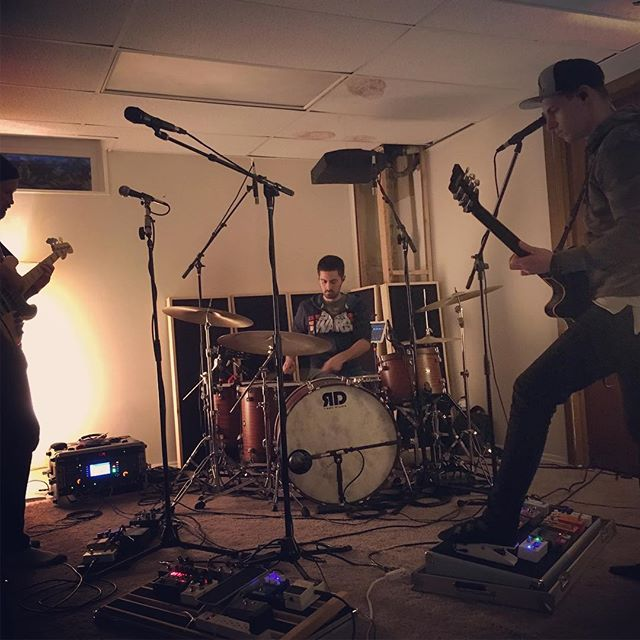 Basement jams