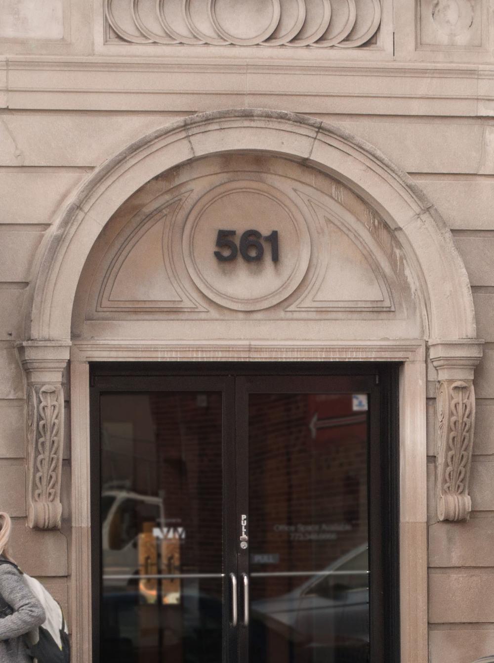 Eric Schoening Street Entrance.jpg