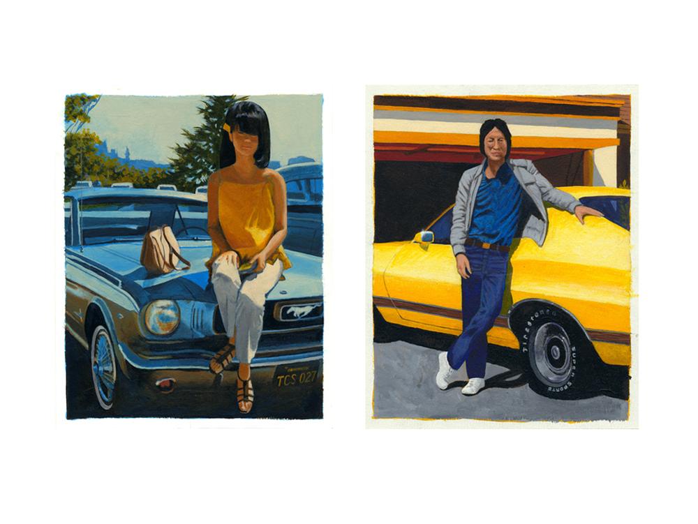 Mustang, Gran Torino