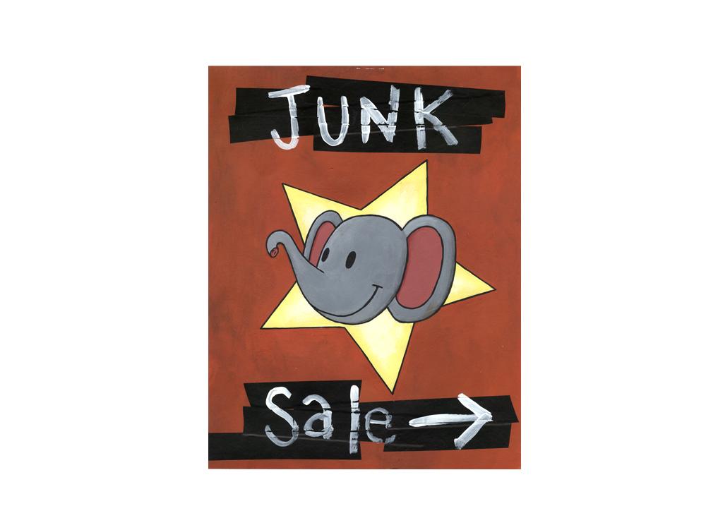 Junk Poster I