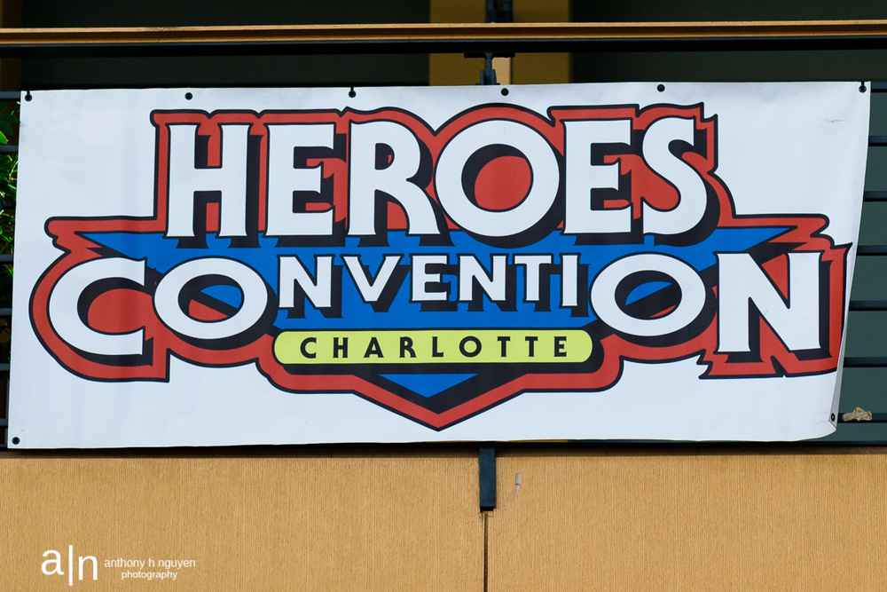 HeroesCon 2015