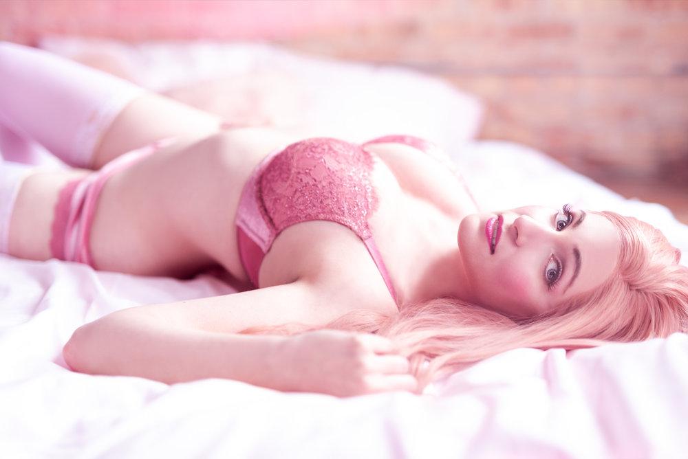 Monochromatic: Pink