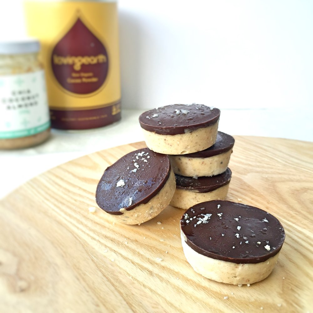 Health Nut Butter Cups