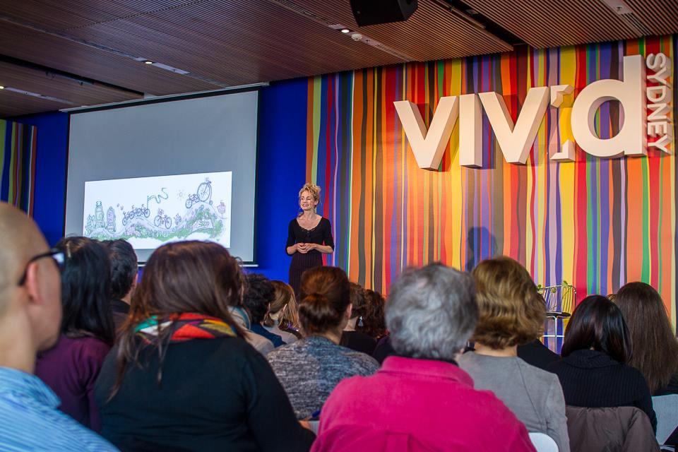 VIVID SYDNEY 2016 - Cecilia Macauley, PermaculturistEVENT MANAGEMENT