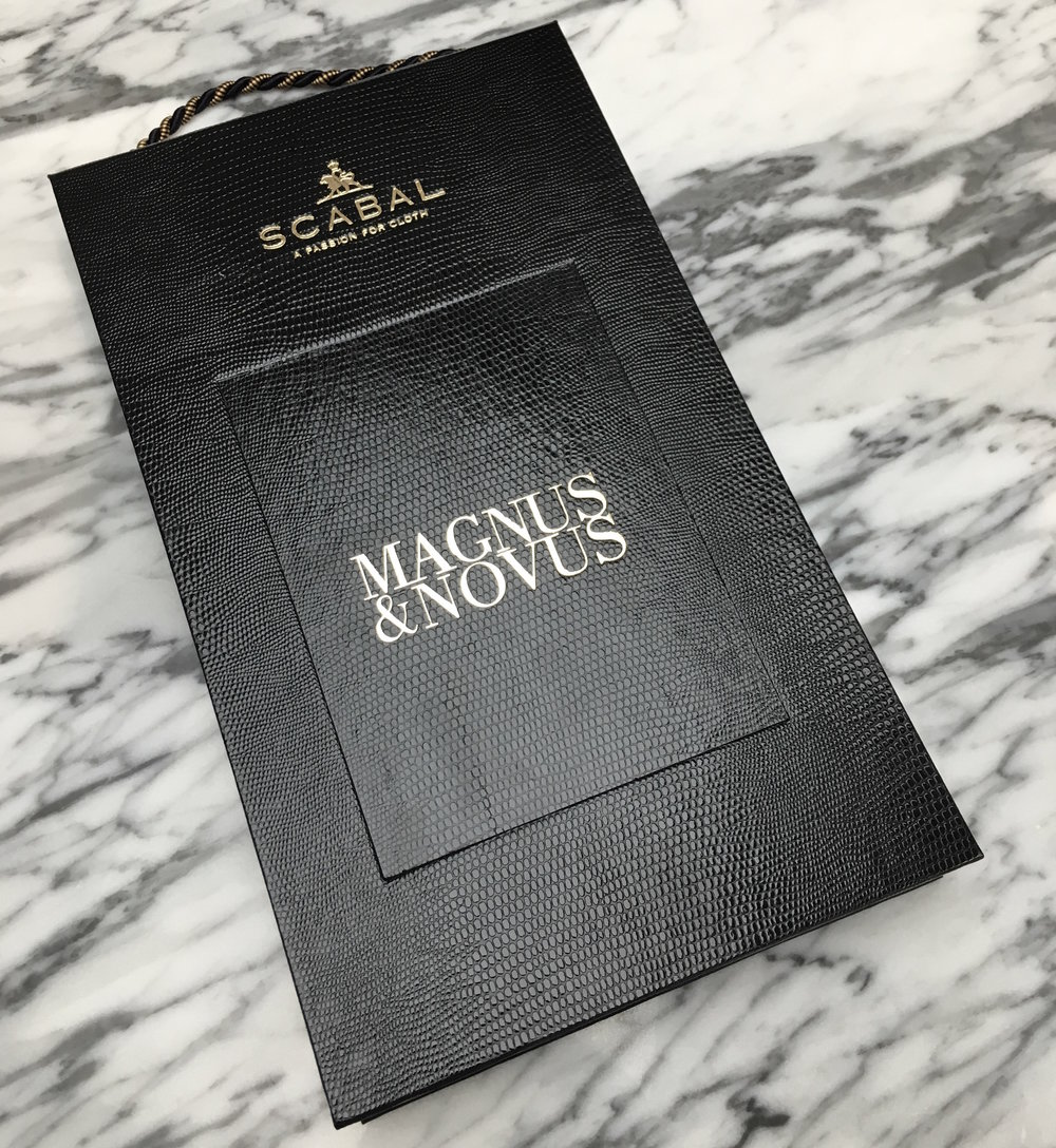 SCABAL X MAGNUS & NOVUS