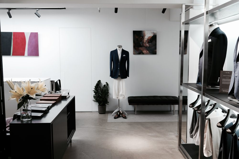 MAGNUS & NOVUS (BESPOKE & MADE TO MEASURE) -  CHUANG'S TOWER (GET DIRECTIONS)