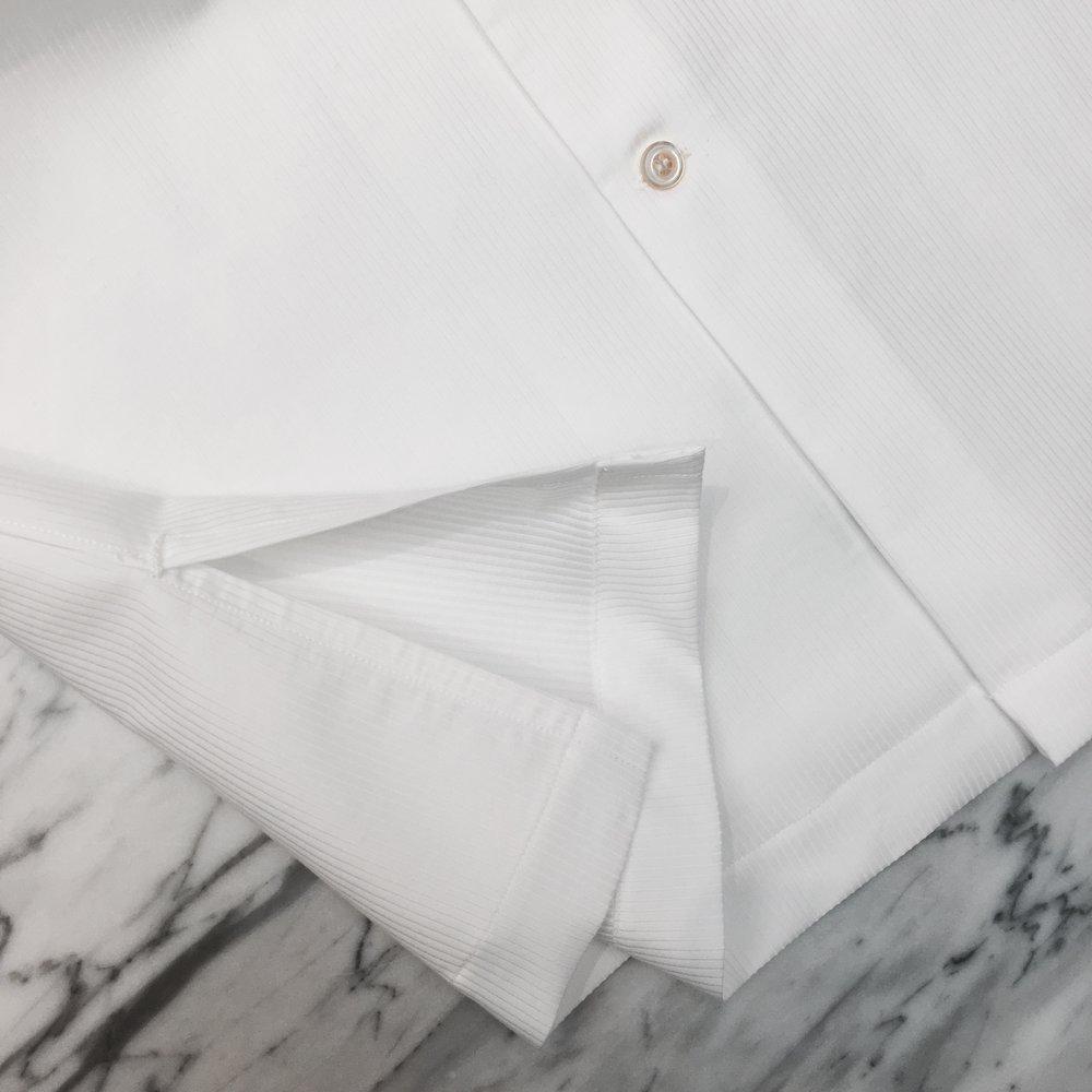 Magnus & Novus x Alumo - Bespoke Shirt Hong Kong