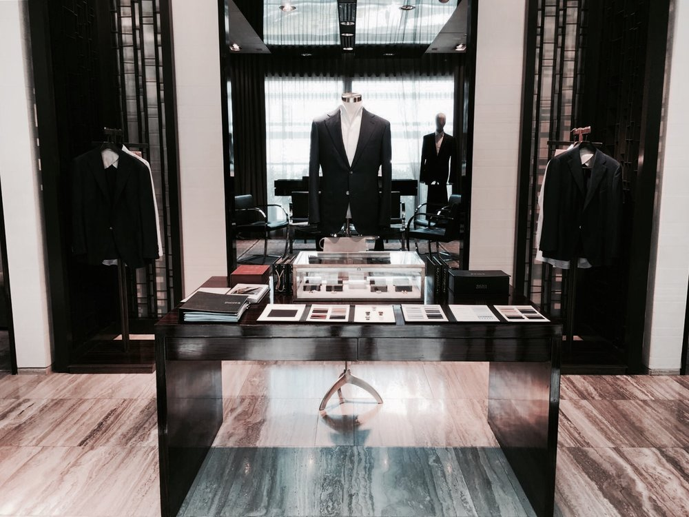 MAGNUS & NOVUS (MADE TO ORDER) -  LANE CRAWFORD IFC MALL CENTRAL (GET DRECTIONS)