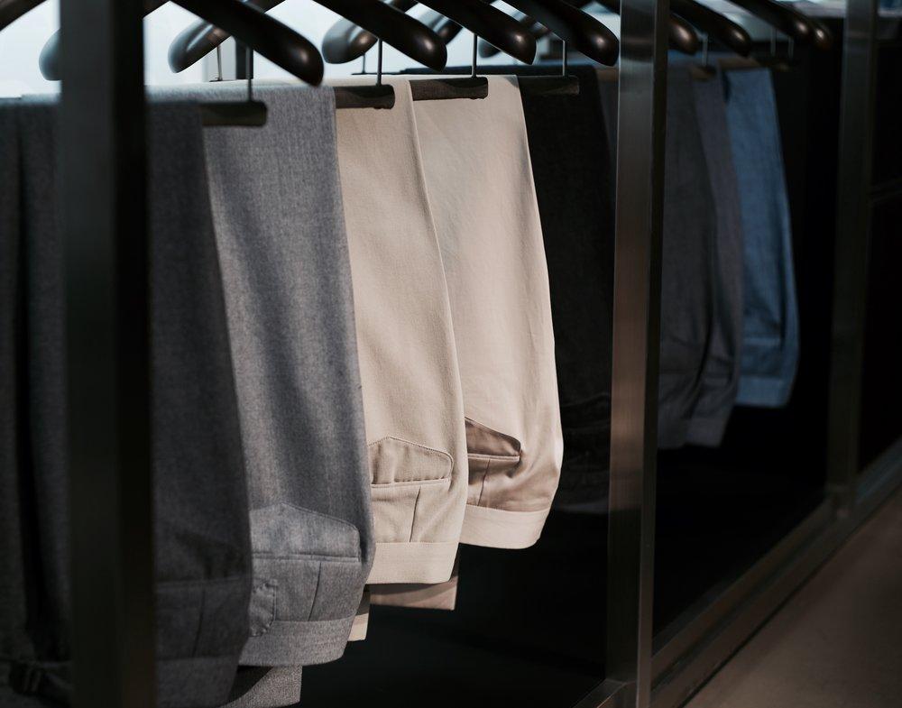 Magnus & Novus - Bespoke Tailored Trousers in Hong Kong