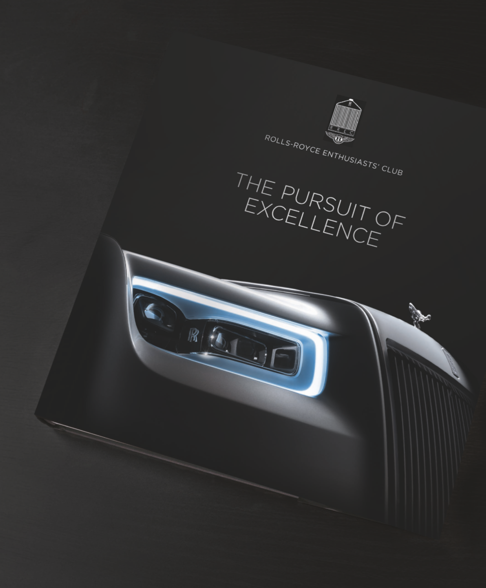 Rolls Royce Club Publication - The Pursuit of Excellence
