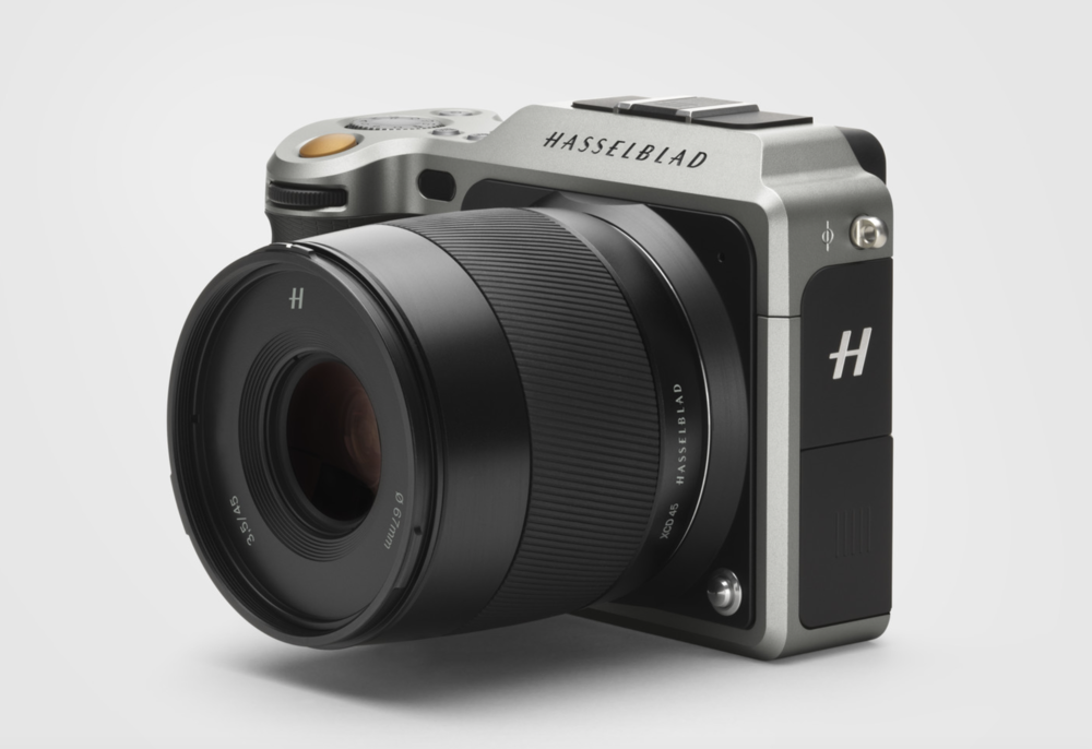 HASSELBLAD X1D   'The world's first mirrorless digital medium format camera'    HK$73,000    ( enquire for in-store order & privileges )