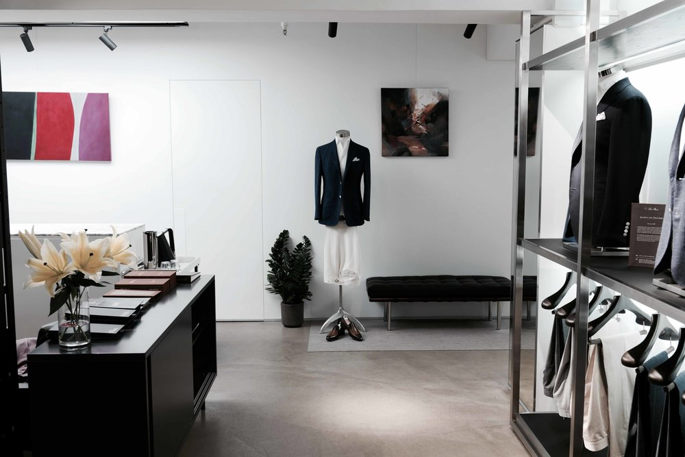 Bespoke Menswear - Magnus & Novus