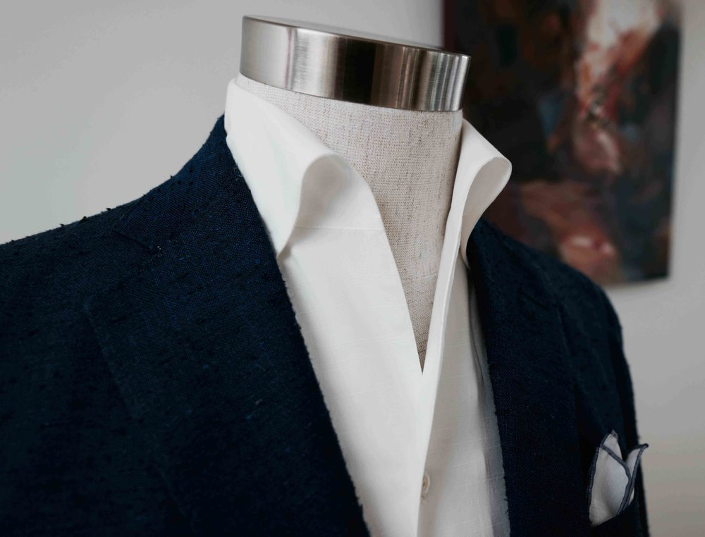 Bespoke Shirting & Jacketing - Magnus & Novus
