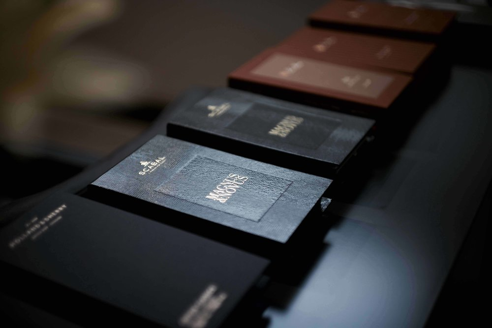 The World's Finest Cloth - Mills & Merchants - Magnus & Novus