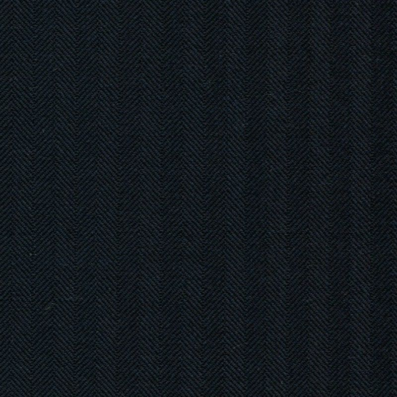 Midnight Blue Herringbone