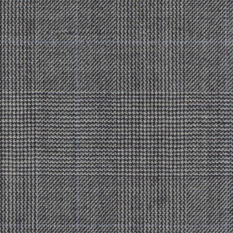 Grey Glencheck