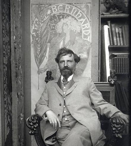 Dare2Draw >  Wake up and DrAw!    Alfons Maria Mucha    Born :  July 24,  1860  Ivančice ,  Margraviate of Moravia ,  Austrian Empire  (present  Czech Republic )