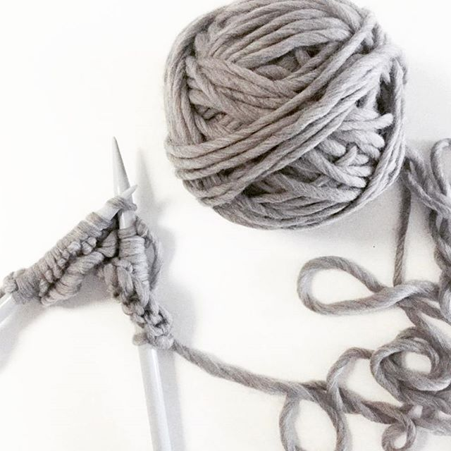 Grey Sunday, ❤ pale grey wool