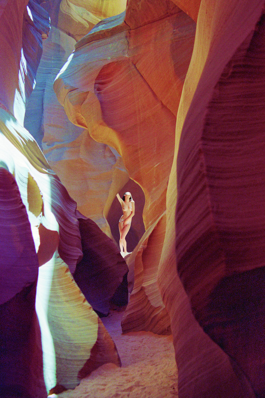 Allegra Houghton in Antelope Canyon1.jpg