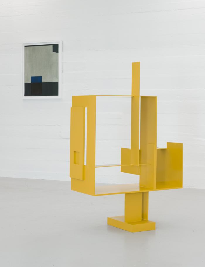 Stille Skala, Elephant Kunsthall, 2016