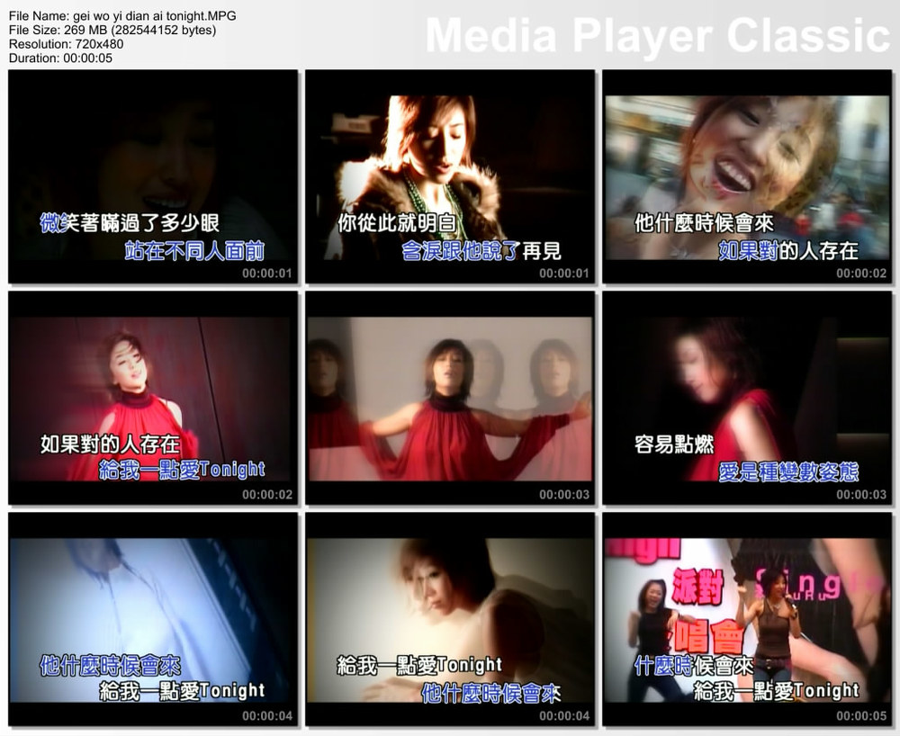 Music Video RuRu Honda Gei Wo Yi.jpg