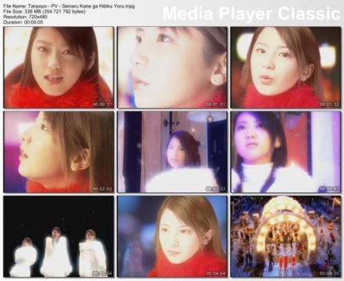 Music video for Seinaru Kane ga Hibiku Yoru