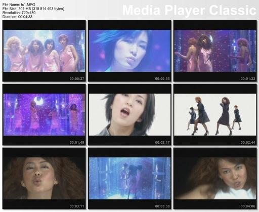Music video for Tsuki to Taiyou
