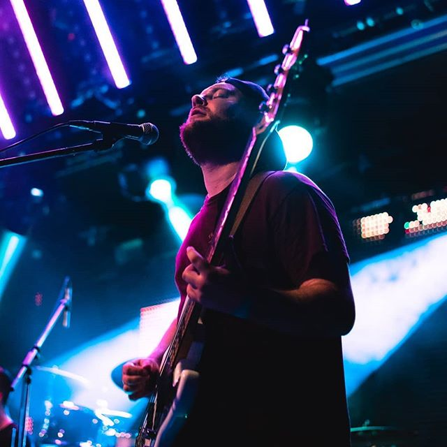 A very happy birthday to our bass player, drinking buddy and partner in crime, the inimitable Mr. Joey Scampion. 🎉🍻🎶 📷: @kayjpennell . . . . #bass #bassist #bassplayer #bassface #bassguitar #fenderbass #fender #band #gig #show #livemusic #happybirthday #birthdayboy #raiseaglass #welcometoadulthood