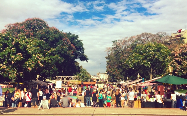 Buenos Aires city food festival