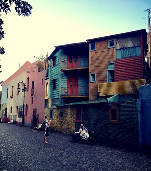 La Boca neighborhood