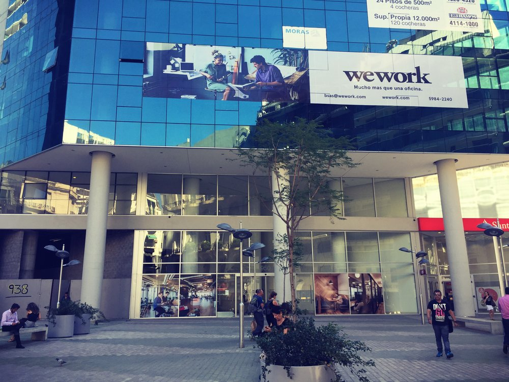 WeWork space - opening soon!
