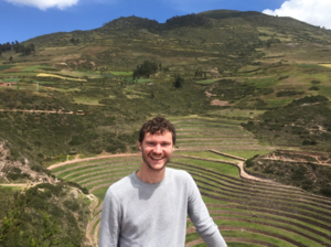 Tanner is an online professional poker player, real estate investor and beginner blogger. Even better, his first time in South America is with the tribe!