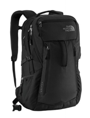 NorthFace backpacks  (for day trips) – To carry our laptops, water bottles, and other business items. They also come in handy when you go on smaller day trips.