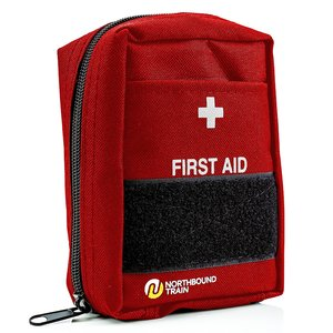 Emergency Kit  – We learned this out the hard way in Nicaragua, and it saved us in a crutch in Lima as well. You can get them off Amazon for $20-25