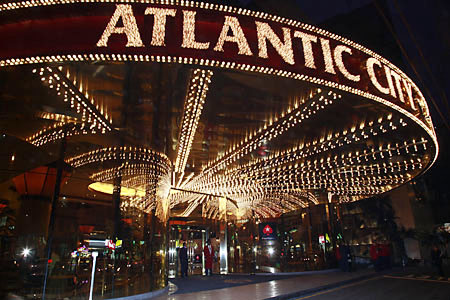 Famous Atlantic City Casino