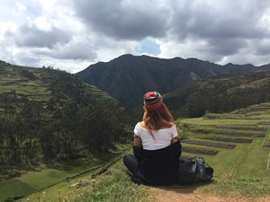 Triber Filipa living the nomadic good life