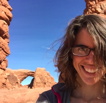 Beatriz (from Spain), is a software quality analyst for an American start-up, while also helping the tribe out with our Spanish skills.