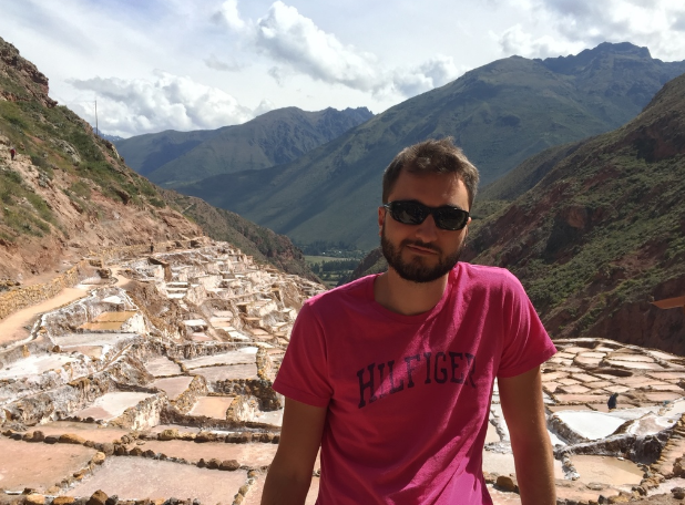 Denis (from Moscow), is a Software Engineer at Locomote, currently working on a travel platform for corporate business use.