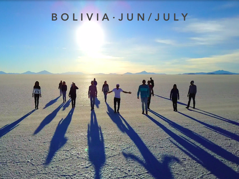 Jun 15 - Jul 27 | La Paz, Bolivia