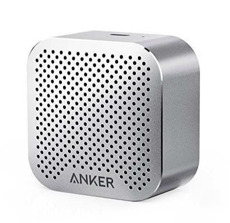 Anker Soundcore  nano  compact speaker - for never being without good tunes and podcasts.