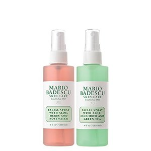 Mario Badescu Rosewater Spray  - I am OBSESSED with this Rose Water spray especially when I travel because it makes me feel super fresh and clean. It's the perfect refresher after a long travel day that will make you feel like a new person.