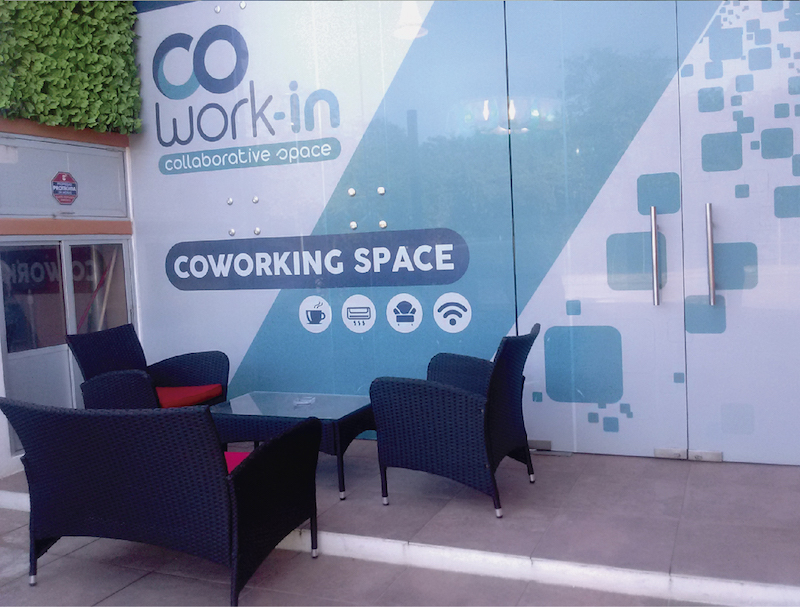 Photos courtesy of Cowork In