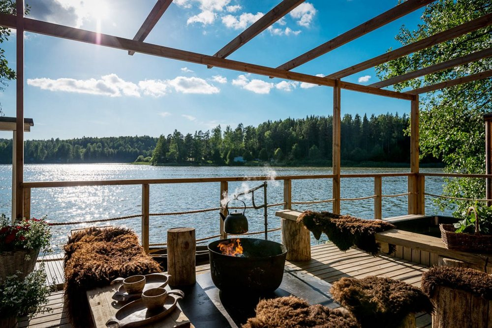 Photo:  Discovering Finland